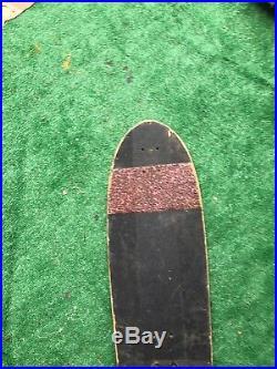 10.0 Taperkick Pro Model Rare Brad Bowman Vintage Skateboard Sims 1978