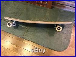 1960's Vintage Rare HOBIE Skateboard Surfboard Surf Z-Flex Zephyr 60's Covina CA