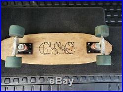 1970's G&S Gordon and Smith Skateboard