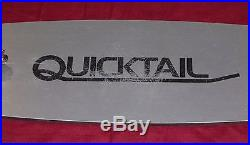 1977 Vintage Powell Quicktail 76cm Skateboard complete with Gullwing Split Axle OJ