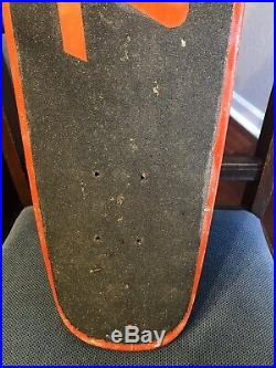 1977 Z Flex Jimmy Plumer Vintage Skateboard Deck Original Not Reissue Zephyr