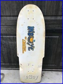 1979 Caster Inouye vintage skateboard dogtown sims Powell Peralta era