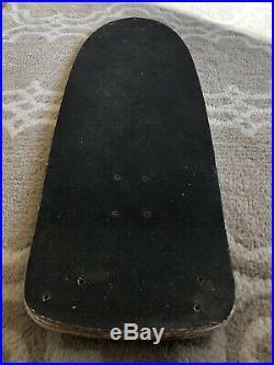 1979 Steve Olson Santa Cruz Vintage Skateboard Deck 70s 80s Jim Phillips