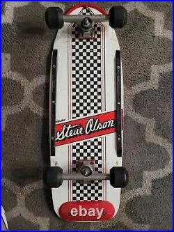1981 Steve Olson Skateboard Complete All Original
