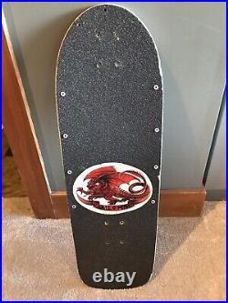 1982 Vintage OG Mike McGill Jet Powell Peralta Skateboard Deck Tony Hawk