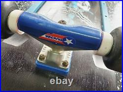 1983 Powell Peralta Skull And Sword Complete Vintage Skateboard Bones Brigade