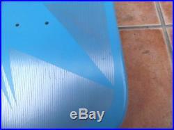 1983 Vintage Powell Peralta TONYHAWK Chicken Skull Baby Blue Skateboard Deck