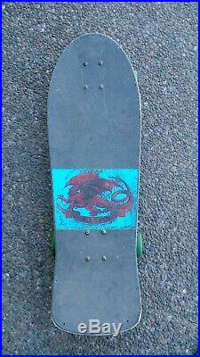1987 Vintage Powell Peralta Skateboard Lance Mountain Pro Model