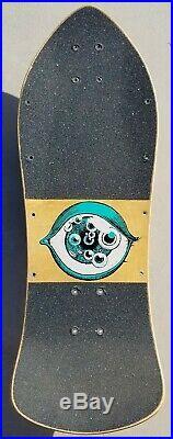 1988 G&S NICKY GUERRERO FACE SKATEBOARD vintage rare powell peralta alis vision