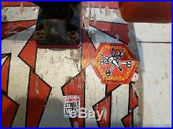 1988 Gator Vision Mark Rogowski Vintage Skateboard VERY RARE