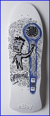 1988 OG NOS Blockhead Jim Gray Skateboard Vintage old rare 80s