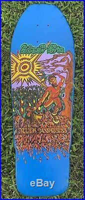 1988 Vintage Schmitt Stix Allen Midgette Flower Picker Skateboard