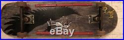 1991 powell peralta tony hawk shotgun mouse vintage skateboard