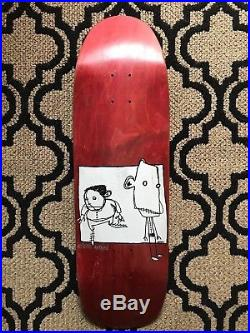 1992 New Deal Skateboards Rick Ibaseta
