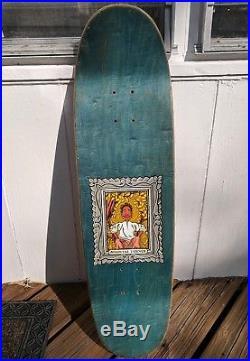 1993 World Industries Jovontae Turner Reward Skateboard Deck Rare Vintage NOS OG
