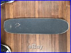 1995 Plan B Rick Howard vintage slick Skateboard Deck Super Rare! Girl Chocolate