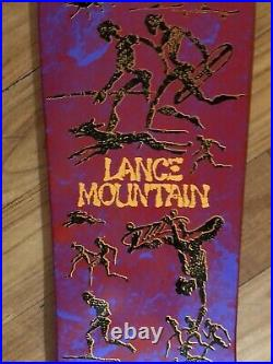 2018 Reissue Powell Peralta Lance Mountain Skateboard Deck Hawk