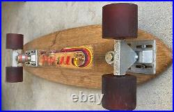 70's California Free Former Ty Page Skateboard