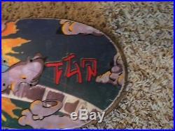 90s Vintage Slick Skateboard Deck