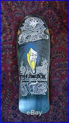 Alva Fred Smith Loud One III 80's Skateboard Deck Original