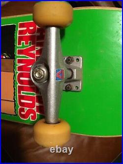 Andrew Reynolds Birdhouse Skateboard Complete Vintage Goosebumps
