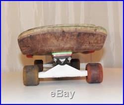 Andy Howell Pyramid Schmitt Stix Skateboard 1989 Vintage Super Rare