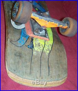 BLIND JASON LEE Cat in the Hat Vintage 90's Complete Skateboard 80's RARE VHTF