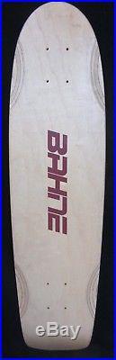 Bahne Kick Tail Skateboard Deck Sidewalk Surfer 8.25 x 32 Vintage 70's