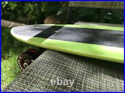 Bahne Skateboard/Cadillac Wheels 1970's Vintage, 27 L & 6.75 W Gently Used