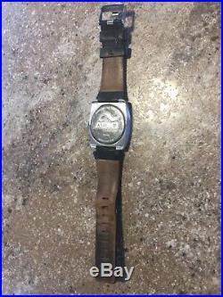 Bam Margera Wristwatch Adio Heartagram NEEDS NEW BATTERY
