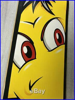 Birdhouse Brian Sumner Skateboard Deck Sean Cliver. Rare. Screened