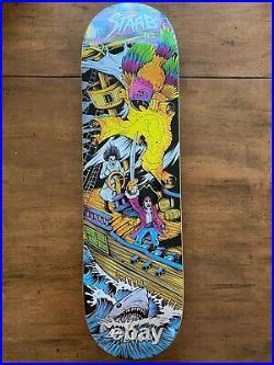 Birdhouse Kevin Staab Pirate Skateboard Deck RARE