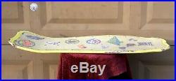 Christian Hosoi Vintage Skateboard Hammerhead 2 OG VTG Beamer 80's Not Reissue