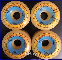Cockroach Skateboard Wheels 58mm VINTAGE MINT CONDITION SKATEBOARD WHEELS B