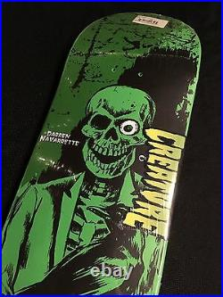Creature Skateboards Limited Edition Darren Navarrette Pro Model