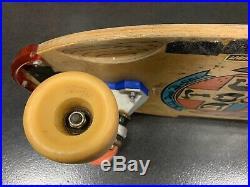 Dogtown Wes Humpston Vintage Original Skateboard