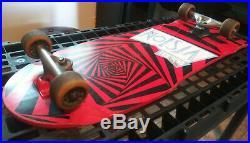 FIRST Original VISION Skateboard VINTAGE 80s Trucks Gordon Smith OLD SCHOOL NR