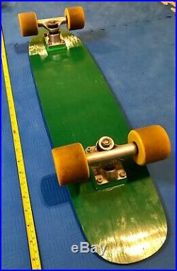 G&S Gordon and Smith Fibreflex Skateboard Tracker halftrack trucks G&S wheels