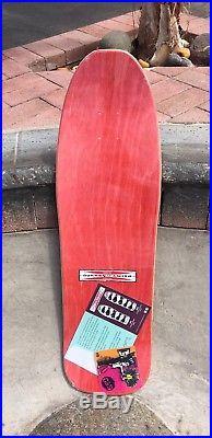 G&S Neil Blender Faces Skateboard Deck