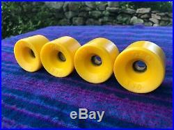 G&S Wonkers 68mm NOS Gordon & Smith Vintage skateboard wheels Minty