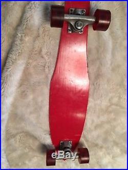 G&S fiberflex skateboard Henry Hester / Road Rider Hester wheels