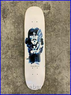 Girl Skateboards Rudy Johnson George Harrison Deck 1994