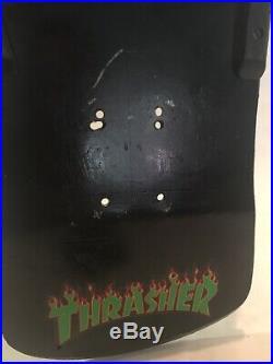 Gleaming The Cube Original Skateboard Deck Movie Diamond Plate Metal Thrasher