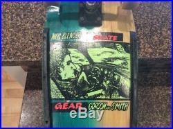 Gordan & Smith G&S Neil Blender Gull Wings SS Radials RARE VINTAGE Skateboard