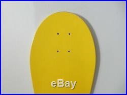 Gordon & Smith Billy Ruff Vintage Skateboard OG 80's G&S Puppet Bomb Deck Jester
