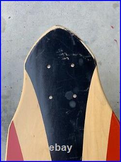 Gordon & Smith G&S Old School Longboard Deck From Jamie Thomas RARE 8.75 X 44