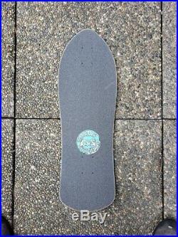 Gordon and Smith (G&S) Chris Miller Lizard Vintage Skateboard OG not Reissue