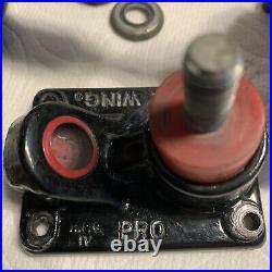 Gullwing PRO IV HPG 9 Skateboard Trucks Black Vintage 9 Inch Old School Not 3
