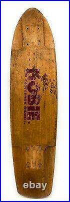 Hobie The Skatepark Rider Vintage Skateboard Decks 28 X 7