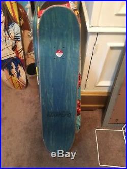Hook Ups Skateboard Deck Chiquita Banana Girl Klein Cliver Hookups Skate Board